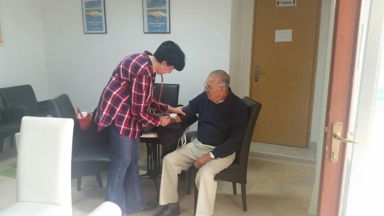 A u Poludnevnom boravku za starije u Drnišu prvo zdravlje, a onda i druženje