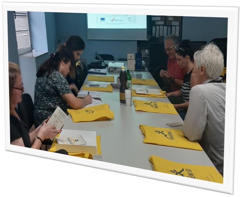 Održan je prvi krug radionica za razvoj socijalno-interpersonalnih vještina
